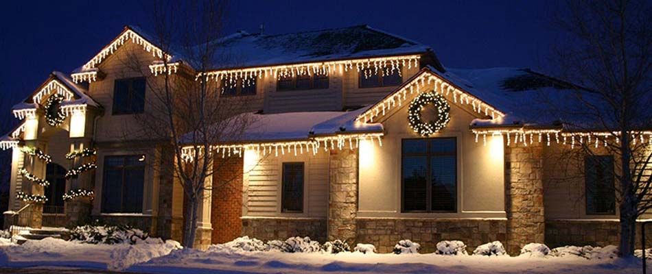 Convenient Holiday Lighting for your Home or Commercial Property