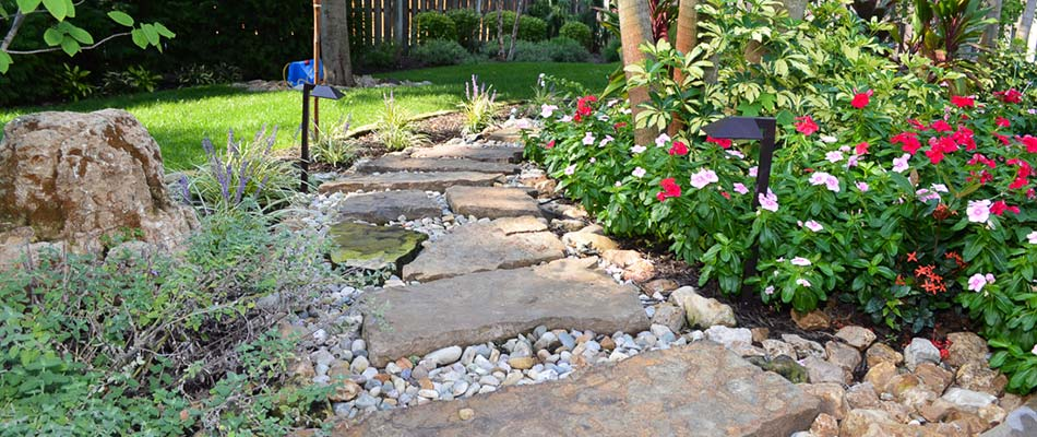 Landscapes vs. Hardscapes vs. Softscapes